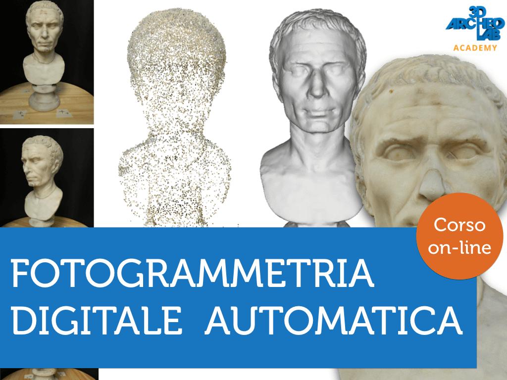 corso fotogrammetria automatica